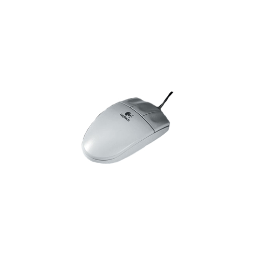 Мышь Logitech Pilot Mouse White PS/2