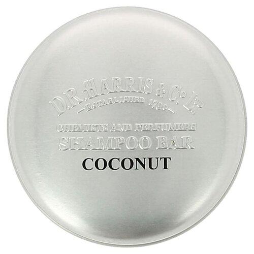 D.R. Harris твердый шампунь Coconut, 50 гр