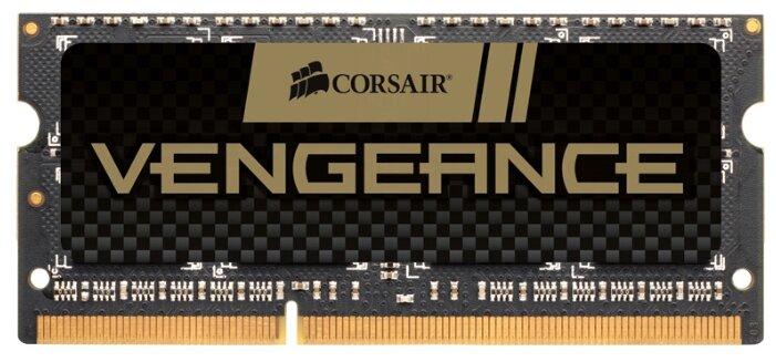 Оперативная память Corsair CMSX4GX3M1A1600C9