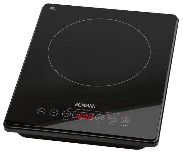 Электроплитка Bomann EKI 5026 CB black