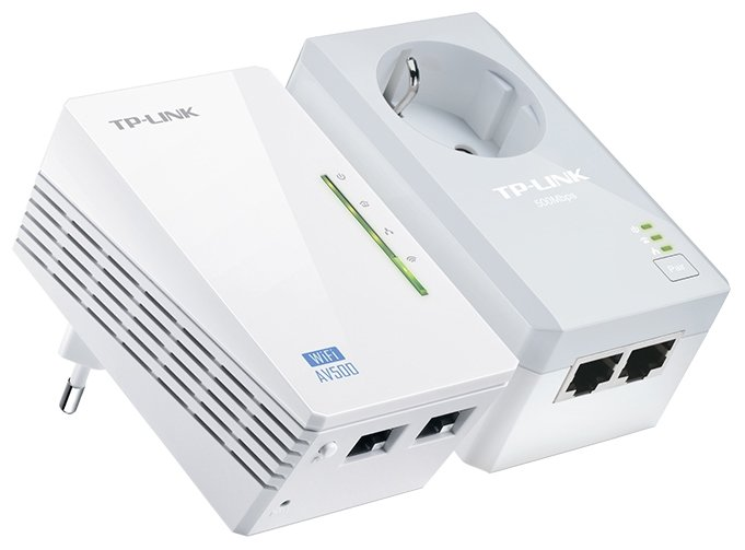 TP-LINK Wi-Fi+Powerline адаптер TP-LINK TL-WPA4226KIT