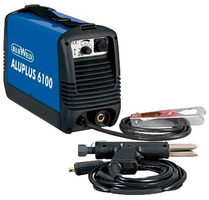 Споттер для точечной сварки BLUEWELD Aluplus 6100
