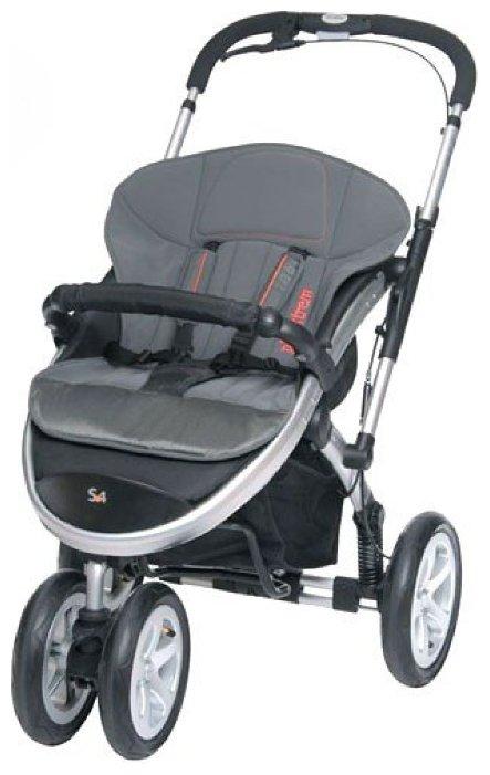 Прогулочная коляска CasualPlay S-4