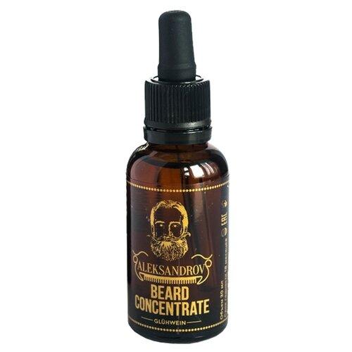 ALEKSANDROV Масло для роста бороды Beard Concentrate миноксидил kirkland 6 флаконов 5% для роста бороды