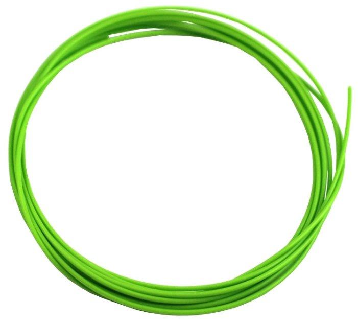 МАСТЕР-ПЛАСТЕР PLA пруток Мастер Пластер 1.75 мм зелёный