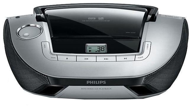 Philips Магнитола Philips AZ 1137