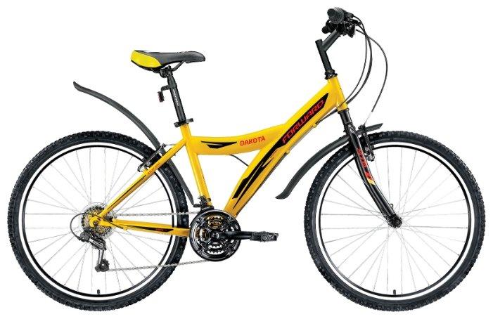 Горный (MTB) велосипед FORWARD Dakota 26 1.0 (2018)