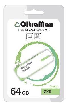 OltraMax Флешка OltraMax 220 64GB