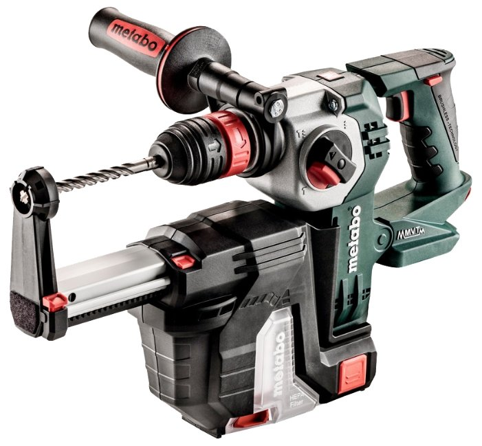 Metabo KHA 18 LTX BL 24 Quick Set ISA 0