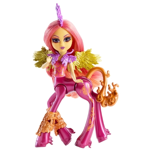 Кукла Monster High Страхимеры Флара Блэй, 15 см, DJF13 Куклы и пупсы