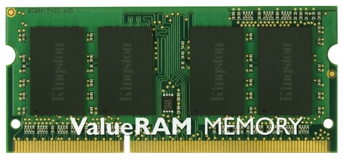 Kingston Оперативная память Kingston KVR16S11S8/4