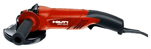 УШМ Hilti DEG 125-D коробка, 1400 Вт, 125 мм