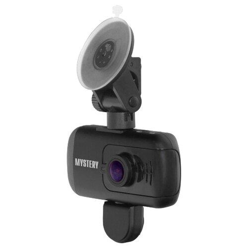 Видеорегистратор Mystery MDR-898DHD, 2 камеры, черный