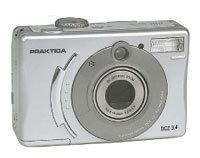 Фотоаппарат Praktica DCZ 3.4