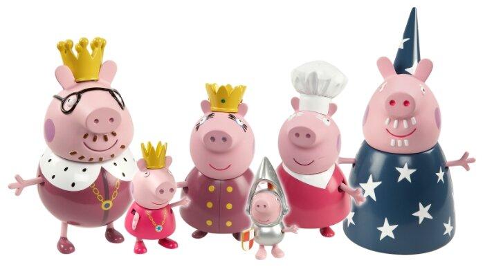 Королевская семья Свинка Пеппа Росмэн 28875