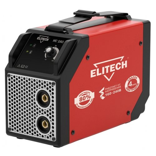 цена на Сварочный аппарат ELITECH ИС 160 (TIG, MMA)
