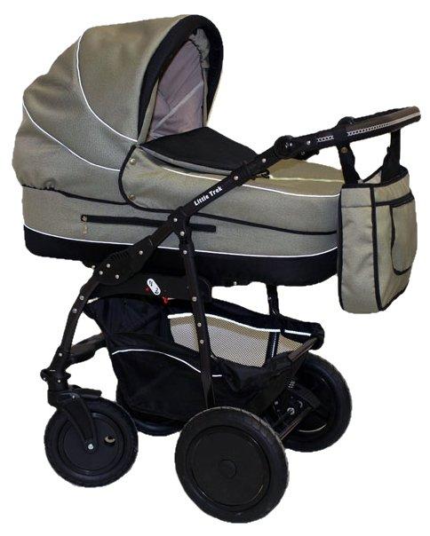 Коляска для новорожденных Little Trek Neo Alu (люлька)