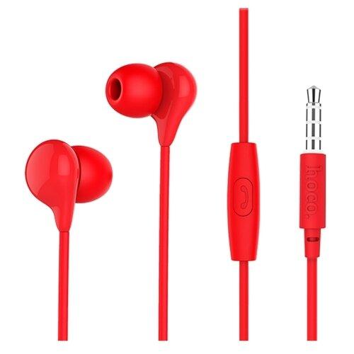 Купить Наушники Hoco M13 red