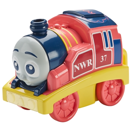 Железная дорога Fisher-Price Локомотив Роузи, серия My first Thomas, FKC51