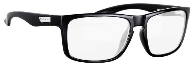 Gunnar Opt Intercept, Onyx Crystalline компьютерные очки