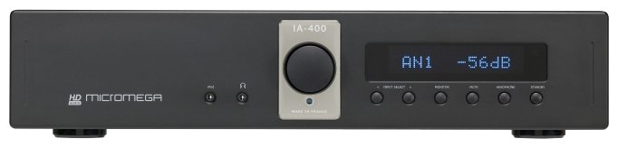 Интегральный усилитель Micromega IA-400