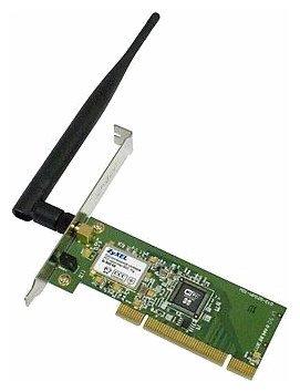 Wi-Fi адаптер ZYXEL G-302 EE