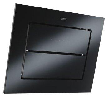 Настенная вытяжка Franke FLS 905 BK, черная