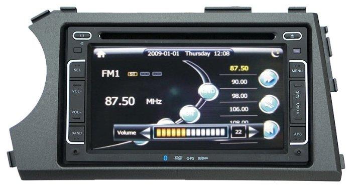 Автомагнитола Intro CHR-7751 SY