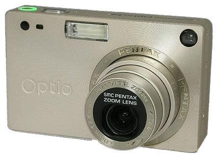 Фотоаппарат Pentax Optio S4
