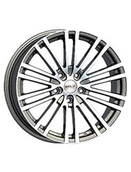 Колесный диск RS Wheels 238 8.5x18 5x100 ET45 73.1 MB - фото 1