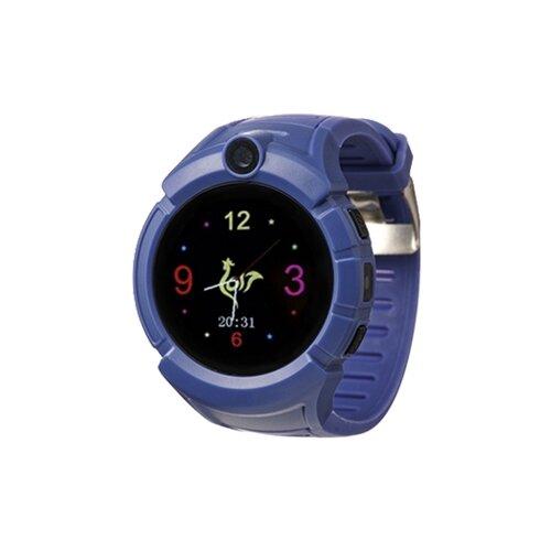 Часы Smart Baby Watch Q610 синий