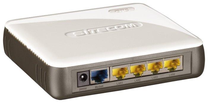 Wi-Fi роутер Sitecom WLR-3100