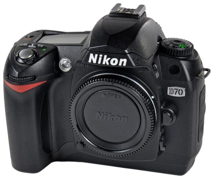 Фотоаппарат Nikon D70 Body