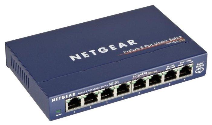 NETGEAR GS108GE