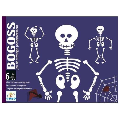 Настольная игра DJECO Карточная игра Богос настольная игра анимо djeco настольная игра анимо