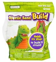 Кинетический песок Kinetic Sand Для лепки, 2 цвета