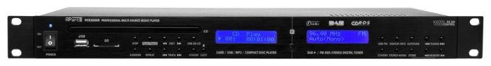 CD-ресивер APart PCR3000R