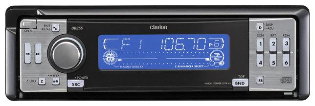 Clarion DB 255