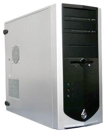 Компьютерный корпус MEC A-Force 401 Silver/black