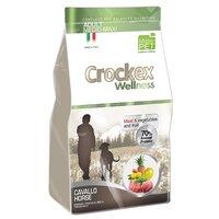 """Сухой корм для собак средних и крупных пород Crockex """"Wellness Adult Medio-Maxi"""" (конина с рисом, 12 кг)"""
