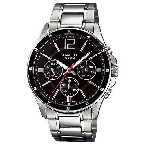 Наручные часы CASIO MTP-1374D-1A наручные часы casio mtp 1253d 1a
