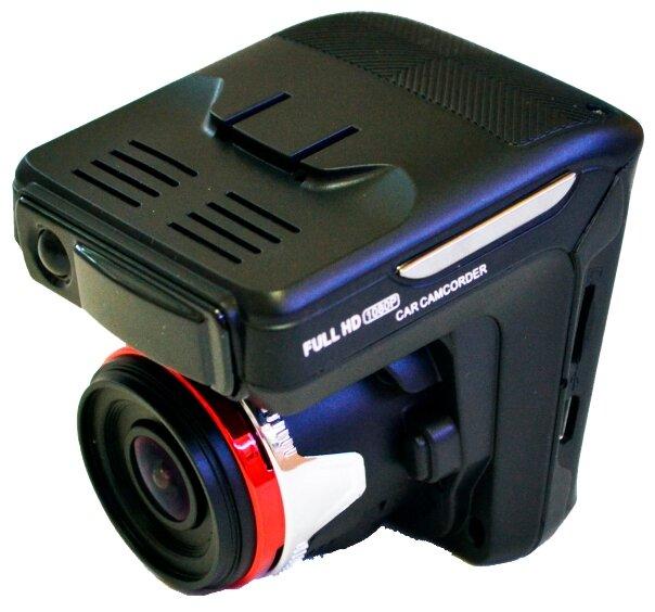 Видеорегистратор с радар-детектором XPX G565-STR