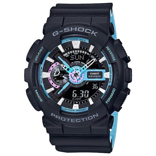 Наручные часы CASIO GA-110PC-1A цена 2017