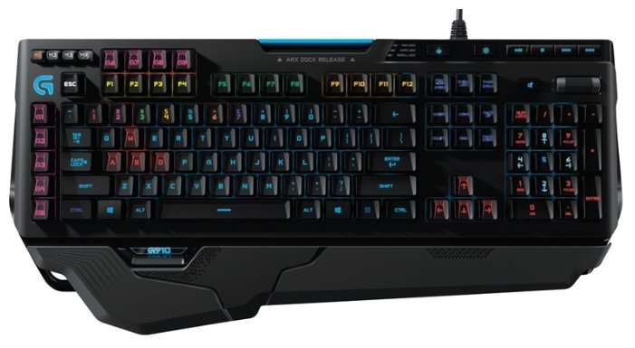 Logitech G910 Orion Spark Black USB