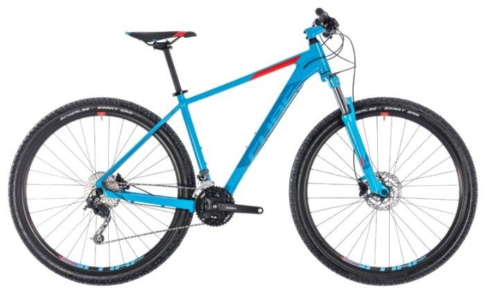 Горный (MTB) велосипед Cube AIM SL 27.5 (2018)