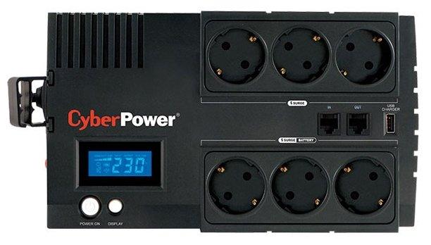 CyberPower BR650ELCD