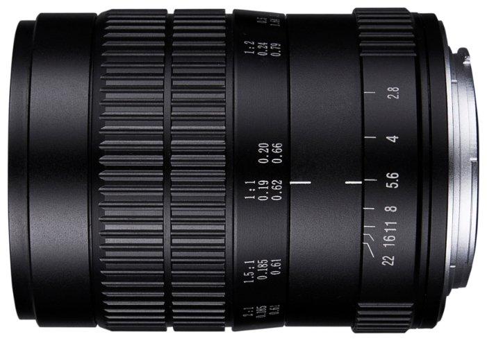 Объектив Laowa 60mm f/2.8 Macro 2:1 Nikon F