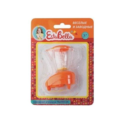 Купить Блендер EstaBella 62586 оранжевый, Детские кухни и бытовая техника