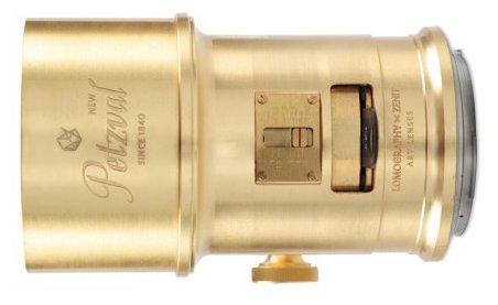 Объектив Lomography Petzval 85mm f/2.2 Art Lens Nikon F