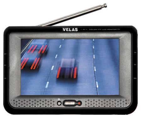 Автомобильный телевизор Velas VTV-562